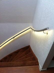 LED-leuningen - Trapleuning op maatTrapleuning op maat